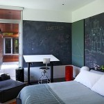 Kids' Rooms: Creatively Using Chalkboard Paint on Walls