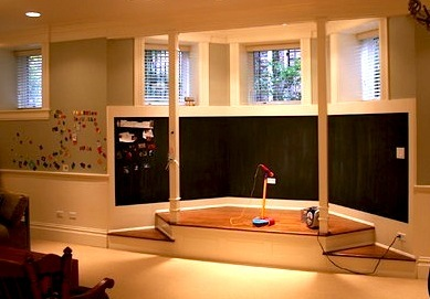 Kids 39 rooms creatively using chalkboard paint on walls - How we paint your room ...