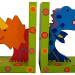 Unique Kids' Room Bookends {Animals}