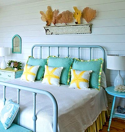 Girls 39 beach theme bedroom Blue beach bedroom ideas