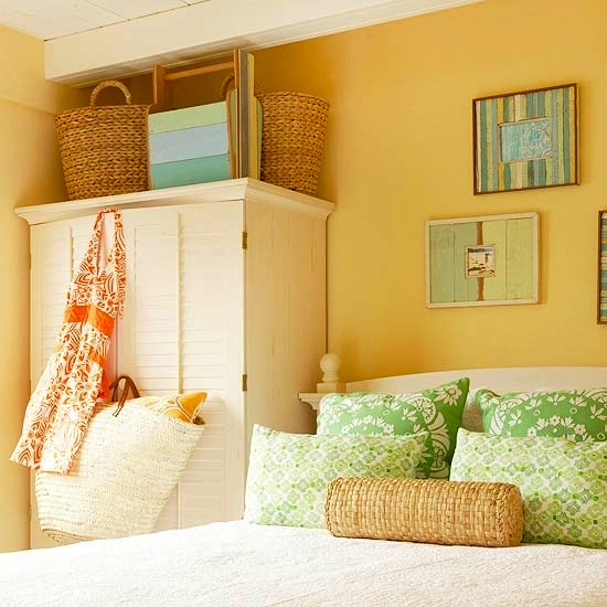 Bedroom Beach Art Bedroom Decorating Colors Ideas Art Decoration For Bedroom Bedroom Yellow Walls: Girls' Beach Theme Bedroom