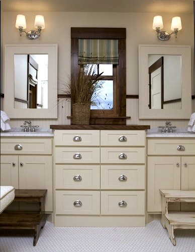Master bathrooms can be kid friendly reader request for Kids jack and jill bathroom ideas