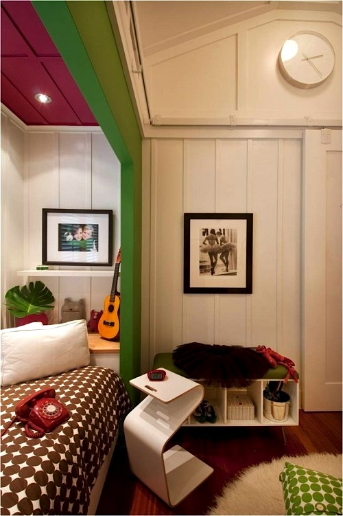 Using Color On Kids Room Ceilings