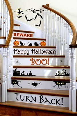 kid friendly halloween decorations