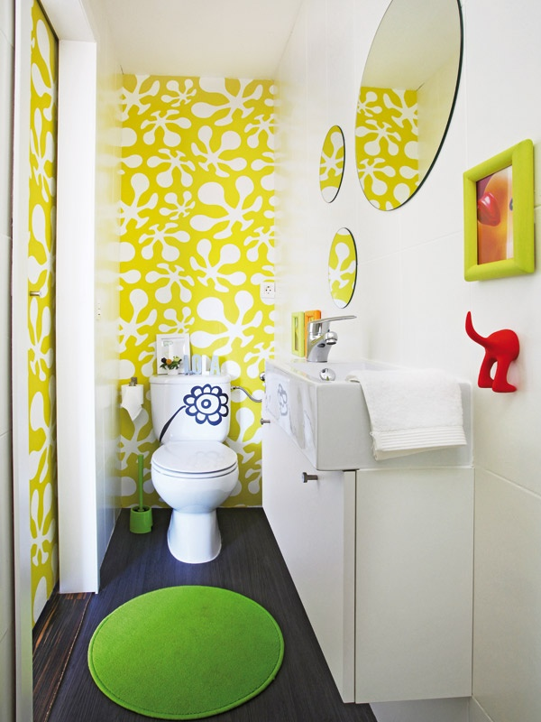 Kids bathroom accessories interior design home for Kids bathroom accessories