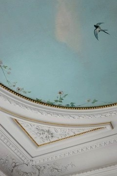 Kids' Room Ceiling Murals | KidSpace Interiors