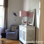 Vintage Dresser Adds Charm to Teen Rooms