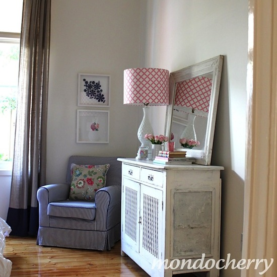 Vintage Dresser Adds Charm to Teen Rooms by Jeanette Simpson in Nauvoo IL