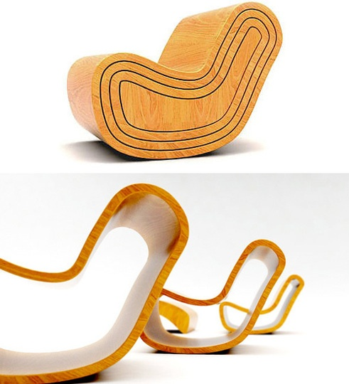 cool kids rocking chair puur magic