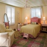 Papering Ideas for Kids' Room Ceilings