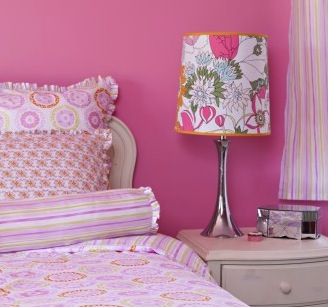 girls garden theme room accessories