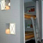 Creating Privacy in Bunk Rooms