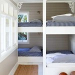 Small Space Bunk Rooms