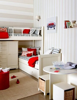 How to Choose Kids' Room Bunk Beds
