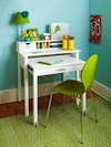 small study desk for teen bedroom
