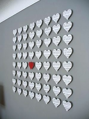 valentines day decor for kids room wall