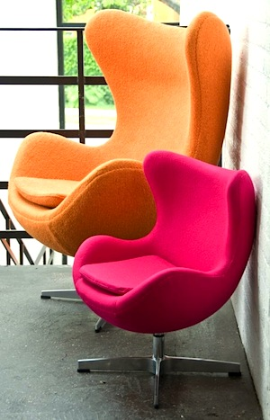 Superbe Adult And Kid Size Egg Chair