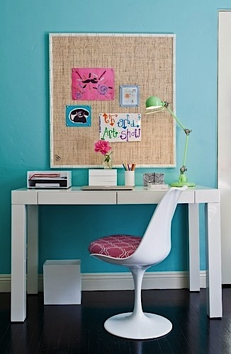 classic tulip chair for teen home study center - Teen Room Furniture