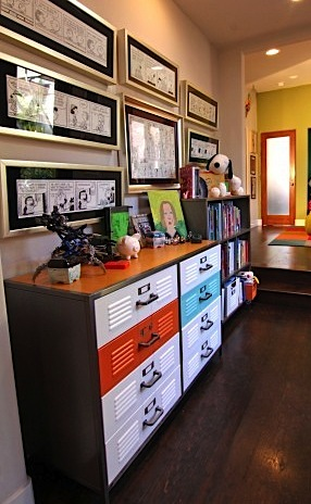 metal locker dresser for teen room furniture