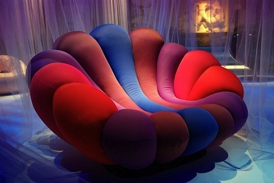 anemone chair for teen room