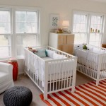 Baby Nursery Decor: Room for Twins