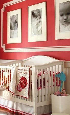 Baby Nursery Decor: Using Baby Photos by Jeanette Simpson in Nauvoo IL