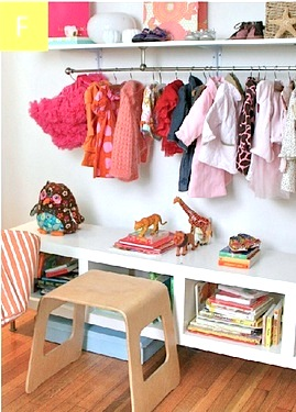The no closet kids 39 room closet kidspace interiors - Room with no closet ...