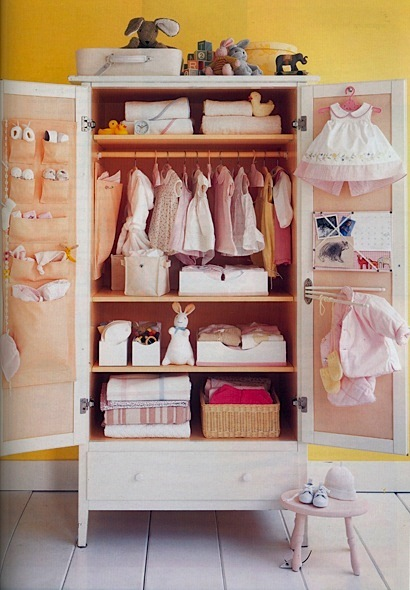 Image Result For No Closet For Baby Clothes