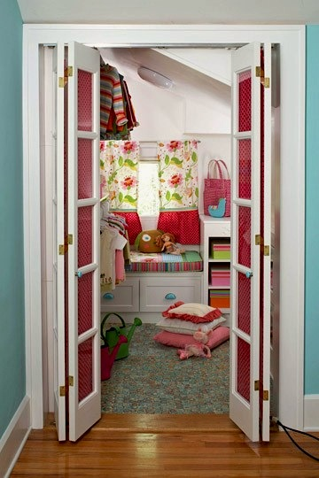 Other Uses for Kids Room Closets by Jeanette Simpson in Nauvoo IL
