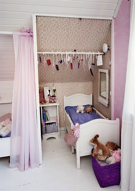 Other Uses For Kids Room Closets