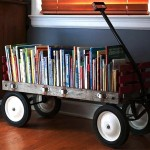 Unusual Places to Store Kids' Books