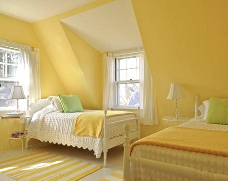 Yellow Bedroom Colour Schemes 22 Beautiful Bedroom Color Schemes Decoholic With Gray Black
