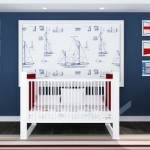Kids' Room Color Schemes {Navy Blue}