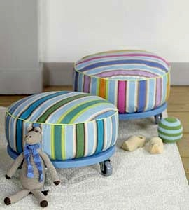 Choosing Upholstery for Kids' Rooms by Jeanette Simpson in Nauvoo IL