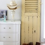 Ideas to Reuse Shutters in Kids' Rooms