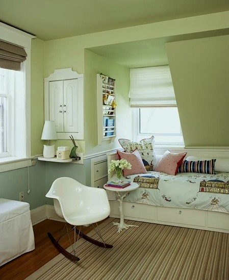 Kids 39 room color schemes green sprout nauvoo il - Kids room color combination ...