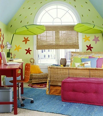 kids bedroom with quality furniture construction
