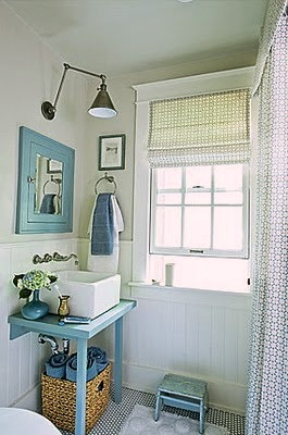 modernize old bathroom for kids