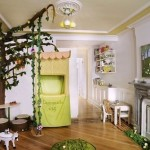 Kids' Playrooms: Uniquely Modern, Old Room