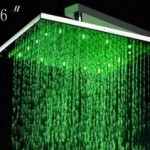 3 Reasons Parents want LED Showerheads