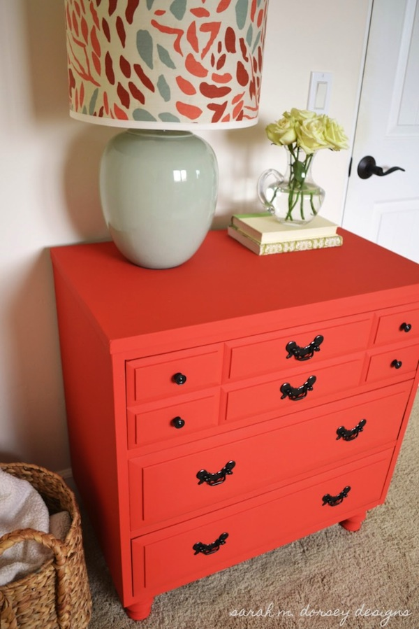 eco friendly chalk paint on recycled furniture Eco Friendly