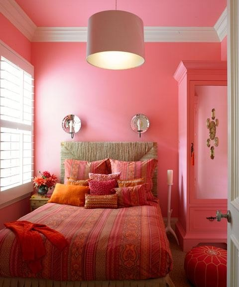 Warm Colors For Teen Girls Bedroom