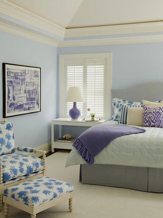 Warm and Cool Color Schemes for Teen Rooms by Jeanette Simpson in Nauvoo IL