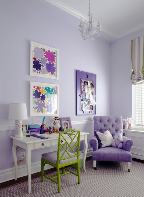 warm and cool color schemes for teen rooms