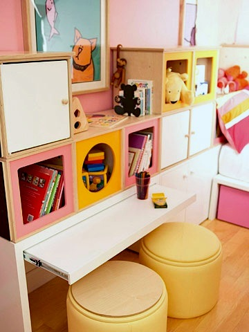 storage plus desk plus seat with storage