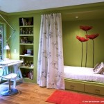 Kids' Room Color Schemes {Jolly Green}
