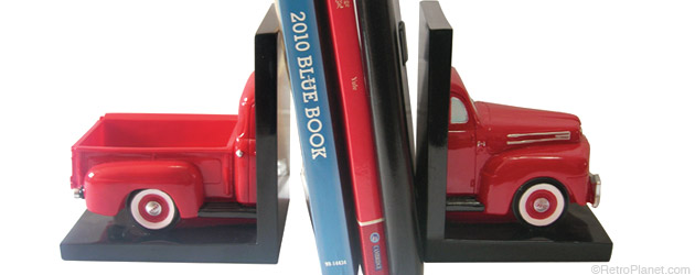 Unique Kids' Room Bookends {Vehicles} by Jeanette Simpson in Nauvoo IL