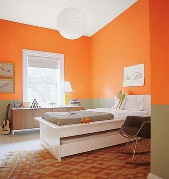 Colors For Kids Room: Kids' Room Color Schemes