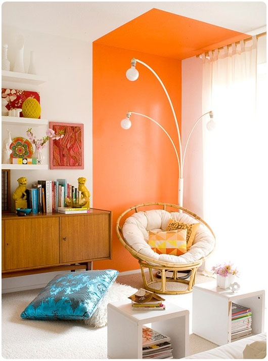 Kids 39 room color schemes obviously orange kidspace - Kids room color combination ...