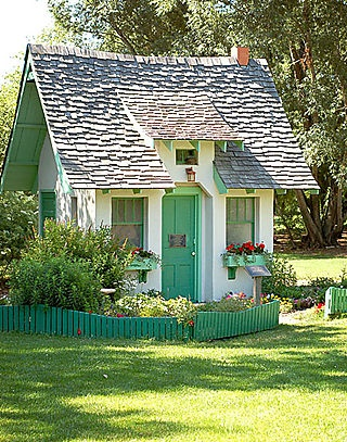 Really cool kids 39 playhouse series kidspace interiors - Cottage image ...
